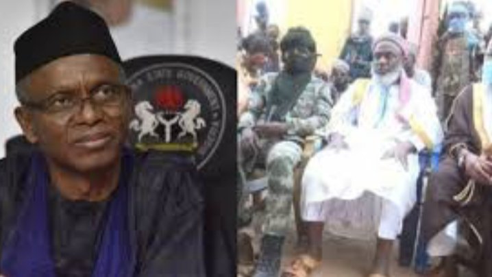 Why should bandits be compensated after killing people, El-Rufai asks Sheikh Gumi
