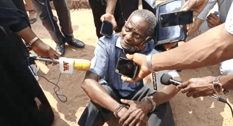 Police arrest 56-year-old lawyer for allegedly raping and impregnating 14-year-old girl in Oyo