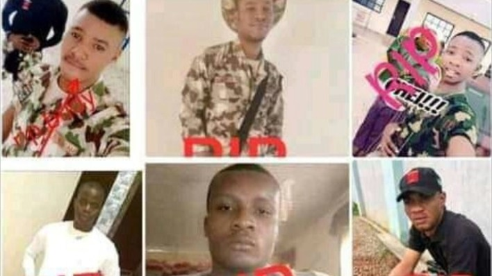 PHOTOS: Armed bandits kill Nigerian Air Force personnel in gun duel in Kaduna