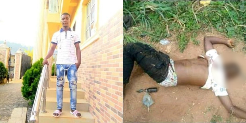Young man shot dead in Anambra