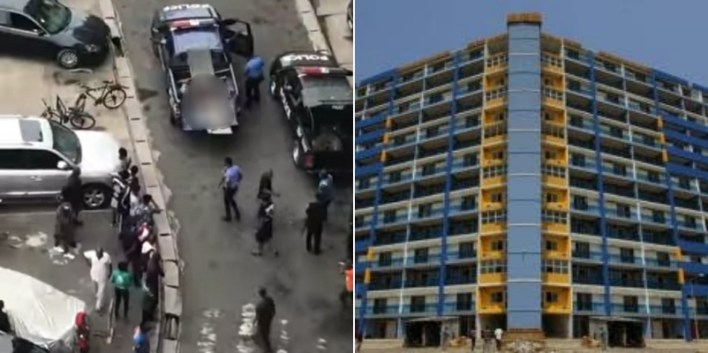 Man Who Jumped From 7th Floor Of 1004 Estate Not EFCC's Target – Police