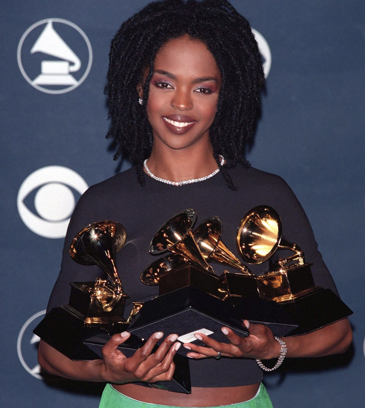 Lauryn Hill becomes the first female rapper in history to sell 10 million copies of an album