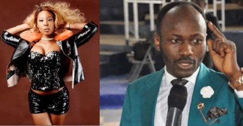 I'll Expose Details Of Your Sex Scandal with Stephanie Otobo – Pastor Threatens Apostle Suleman