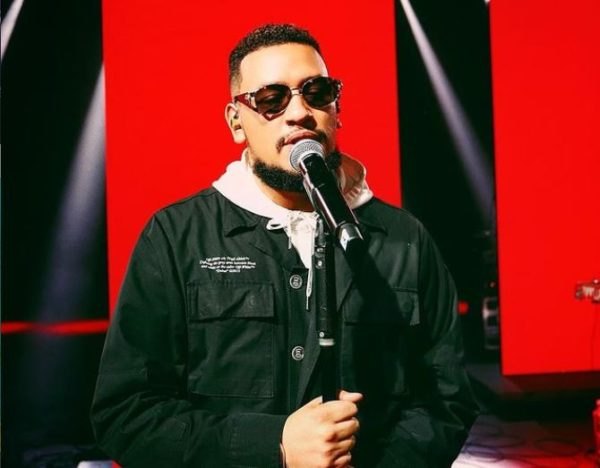 AKA unveils his first gig as the nation opens again
