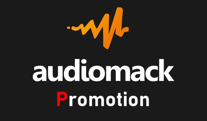 AudioMack Streams Promotion