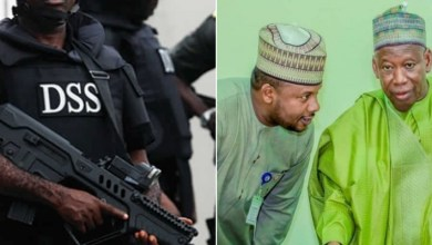 BREAKING: DSS Arrests Ganduje's Media Aide After Criticising Buhari, APC
