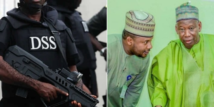 BREAKING: DSS Arrests Ganduje's Media Aide After Criticising Buhari, APC
