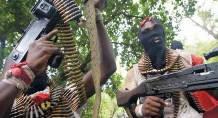 Gunmen kill man, his wife and daughter inside a church in Anambra