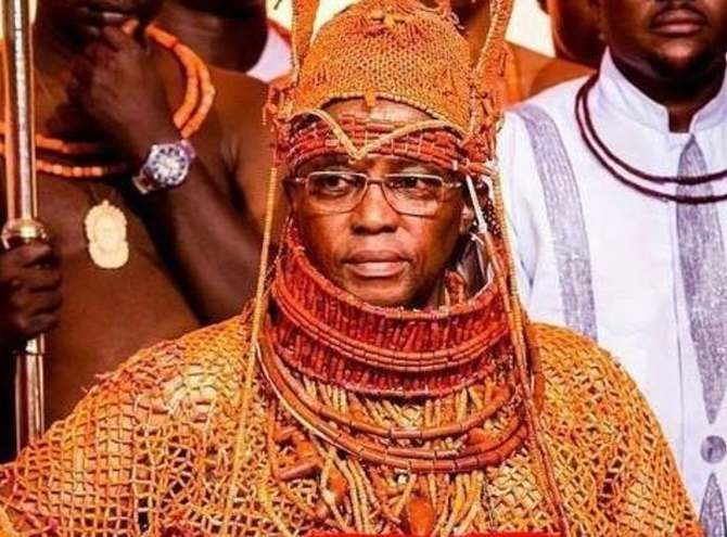 Oba of Benin sacks Chief Priest of Holy Arousa Cathedral