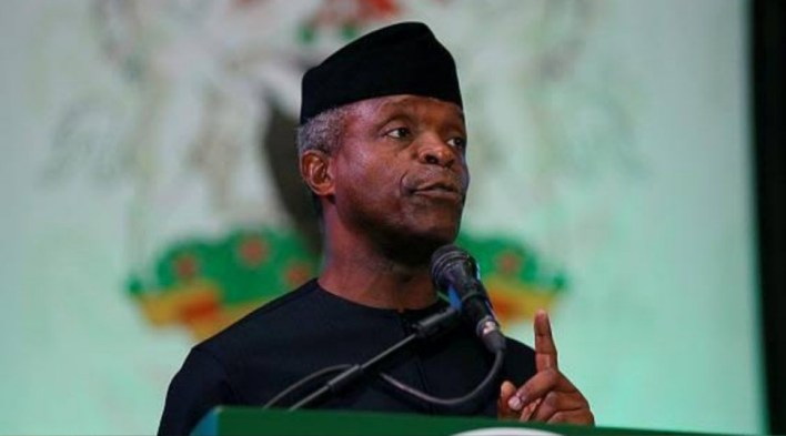 Osinbajo calls for robust regulation of cryptocurrency, not prohibition