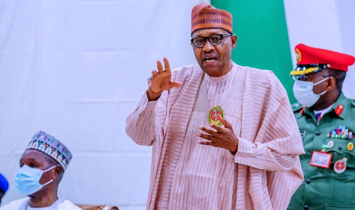 Buhari gives automatic employment to 110 ex-corps members