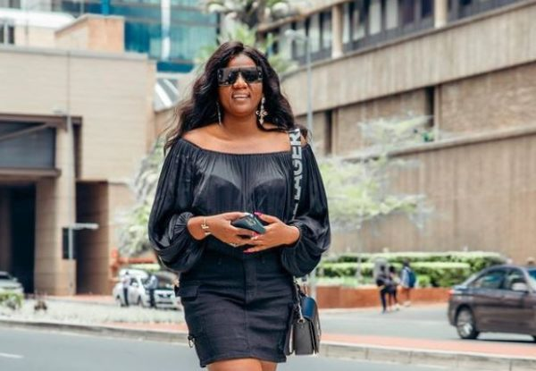Shauwn Mkhize shares experience after 1st taxi ride in years