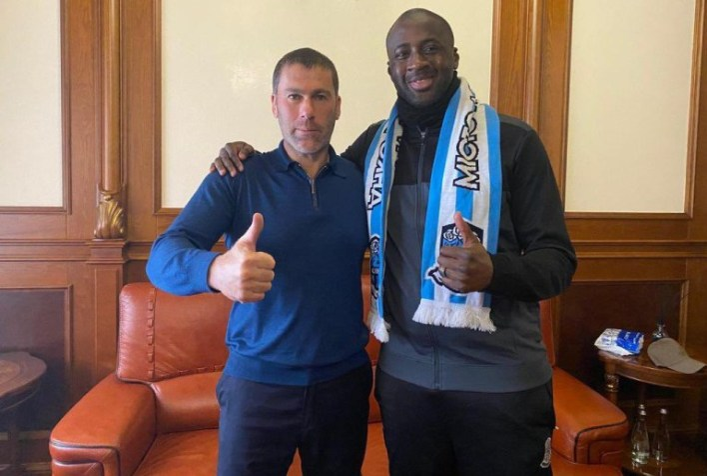 Ivorian football legend, Yaya Toure gets coaching job