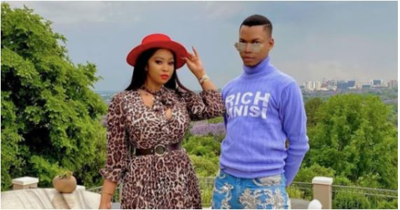 Ayanda Ncwane's Brother spills the tea on Sfiso And Nonku's relationship