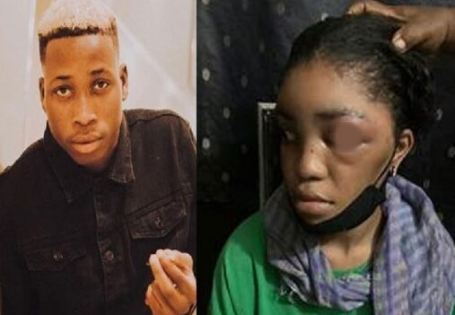 Alleged Domestic Violence: Lil'frosh reportedly in police custody