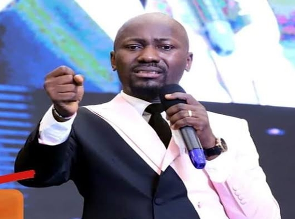 Apostle Suleman reveals how he bought 3rd jet during COVID-19 while others were suffering (video)