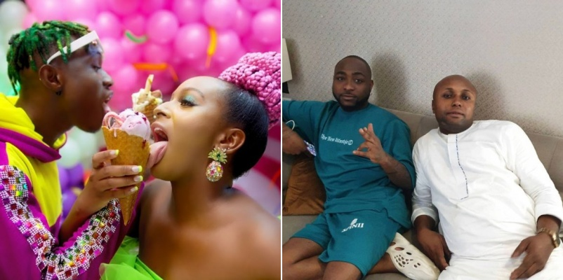 Zlatan: DJ Cuppy's lawyers demand apology from Davido's aide, Isreal Afeare