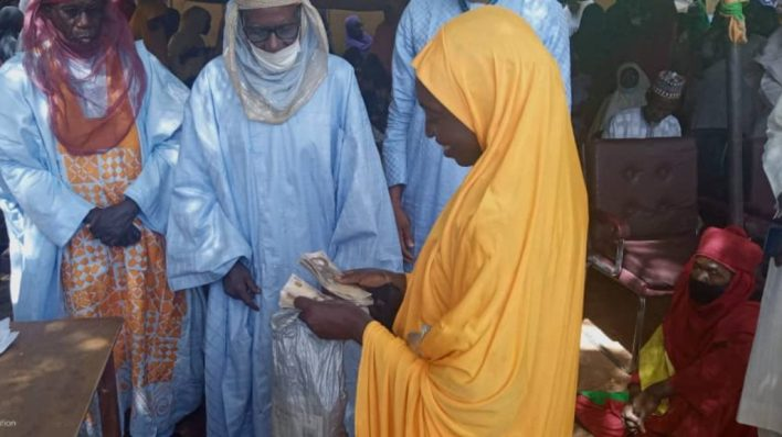 FG disburses N20k each to 2,560 Kwara rural women