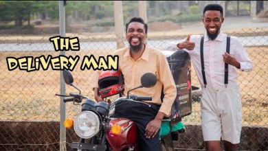 THE DELIVERY MAN (YawaSkits, Episode 75)