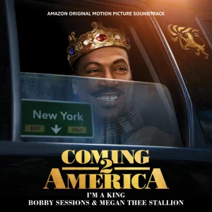 Bobby Sessions Ft. Megan Thee Stallion - I'm a King