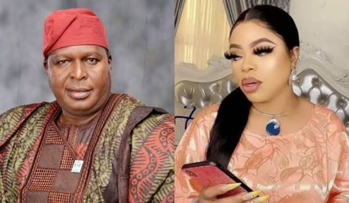 Train your children not to be like Bobrisky – NCAC DG, Runsewe tells parents