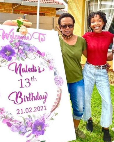 Photos: Manaka Ranaka celebrates daughter's 13th birthday