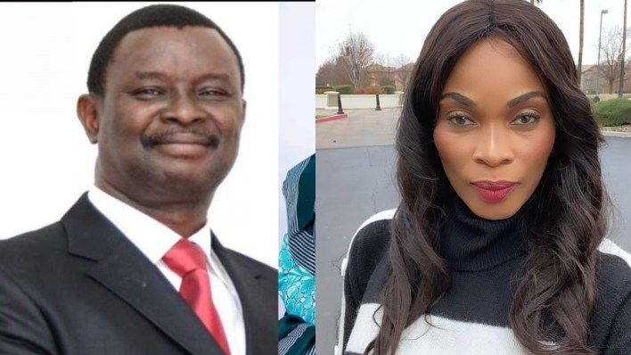 "Feminism: 'Your teaching has made young girls resolve to kayamata"" – Georgina Onuoha blasts Mike Bamiloye"