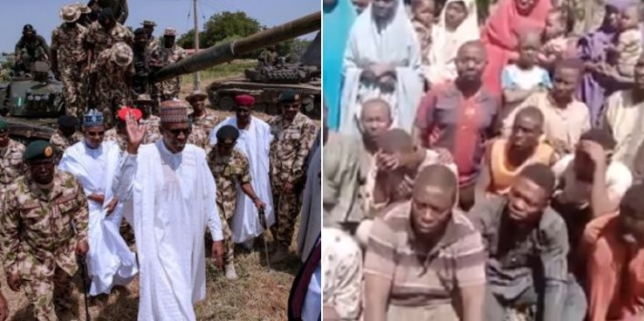 Buhari dispatches security chiefs to Niger, orders return of students