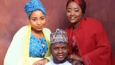 PHOTOS: APC youth leader, Adamu marries two wives same day in Abuja