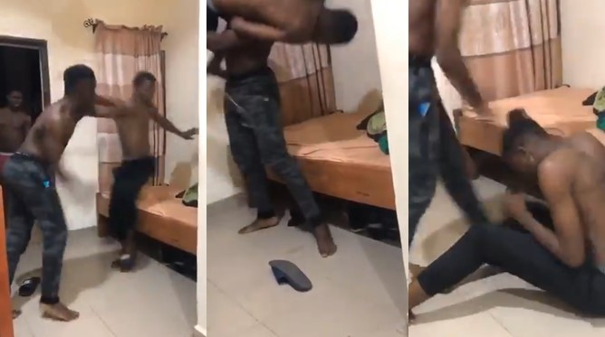 Babcock varsity reacts to viral video of a student assaulting another over slippers
