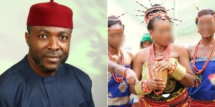 Why Imo ladies are not getting married early- Hon. Kennedy Ibeh reveals