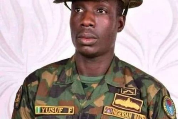 Naval Officer Killed By Unknown Gunmen In Anambra Week To His Wedding