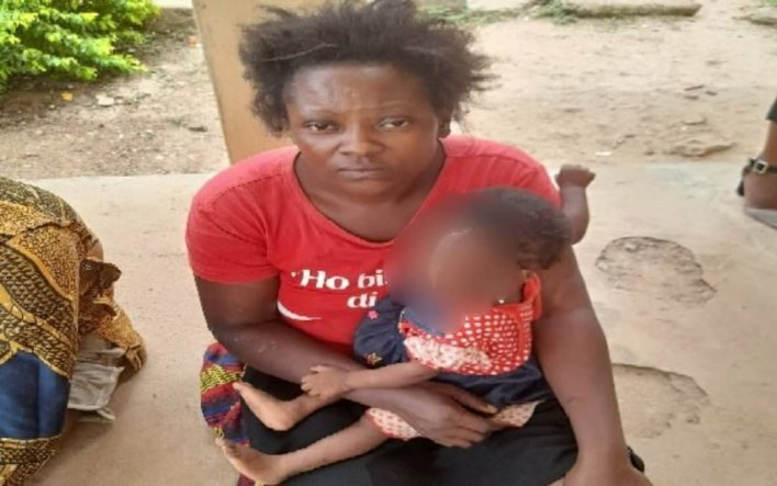 Police arrest woman for allegedly hacking her mother to death in Ondo