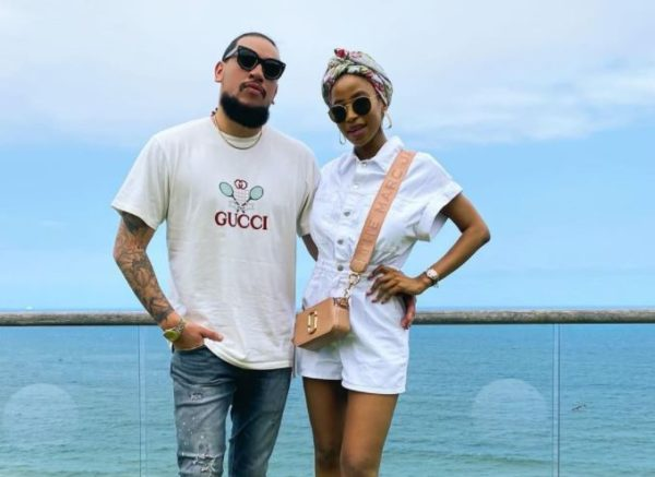 """AKA and fiancée photo-shoot with new """"Bhovamania"""" merch"""