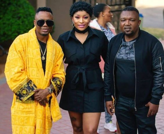 DJ Tira and wife, Gugu Khathi mourn death of a brother