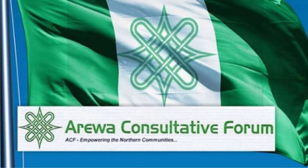 ACF to President Buhari: Declare other troubled areas no-fly zone