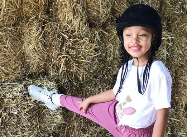 Kairo Forbes: Check out more on her horse riding
