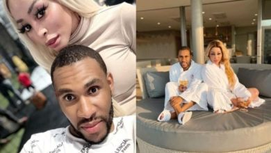 "Khanyi Mbau hints on being engaged to her new lover – ""Mrs K"""