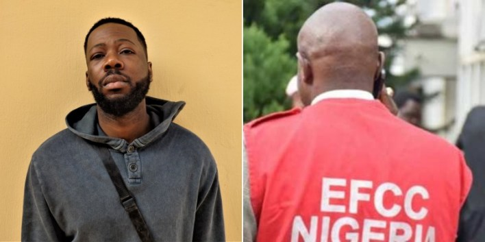 EFCC Arraign Man For Failing To Return N2m Wrongly Sent To His Bank Account
