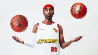 Riky Rick launches Cotton Fest basketball-inspired merch – Photos