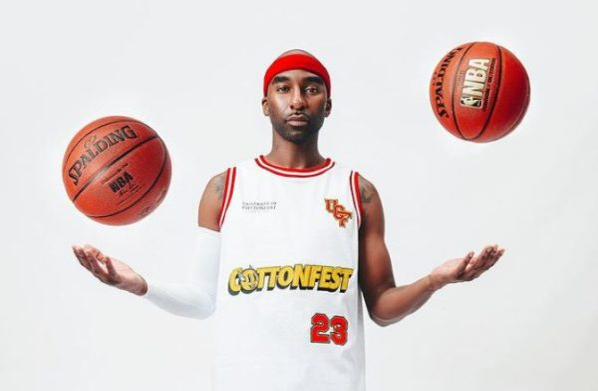 Riky Rick launches Cotton Fest basketball-inspired merch – Photos