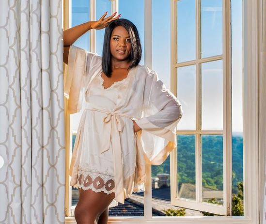 Shauwn Mkhize wakes to pure luxury in a secret location (Video)
