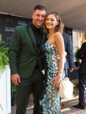 """Tim Tebow and wife, Demi-Leigh celebrate 10 years of """"Timtebowfoundation"""" – Photos"""