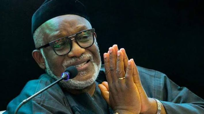 Why I suspended activities of transport unions in Ondo ― Akeredolu