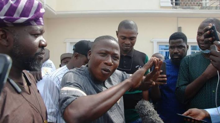 Go after killer herders not local hunters or security guards, Sunday Igboho admonishes DSS, Police