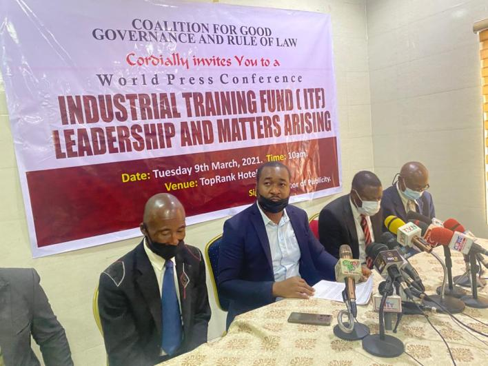 ITF: Coalition passes vote of confidence onAri, dismisses MURIC's nepotism allegation