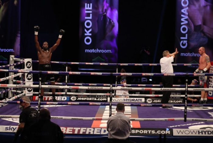 Nigerian boxer Lawrence Okolie becomes WBO cruiserweight champion