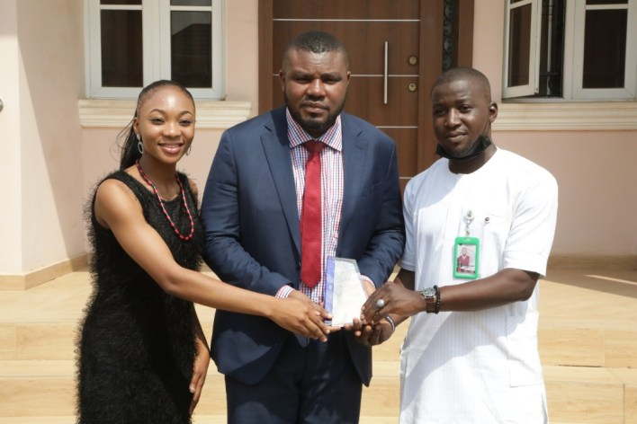 NAIS honours NigerianNews Publisher, Agbese, backs House of Reps bid
