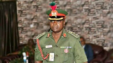 Appreciating Ibrahim's compassionate leadership at NYSC