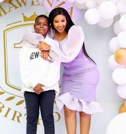 Inside Ayanda Ncwane son's 13th birthday – Photos